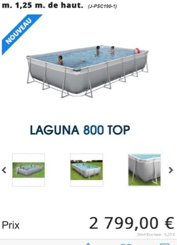 Ambazac aujourlejour alternative pas ch re pour baignade for Dimension piscine olympique