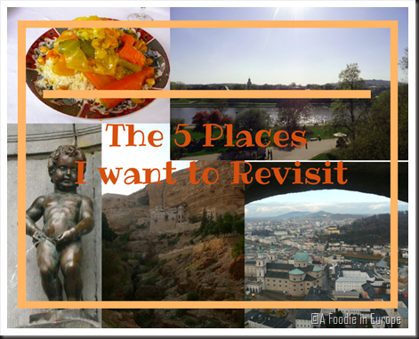 5 Places I Want to Revisit