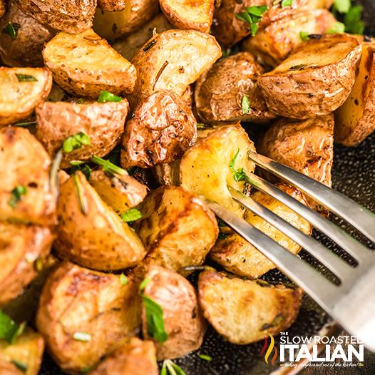 Rosemary Air Fryer Potatoes