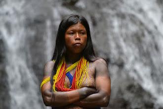 Photo: La líder