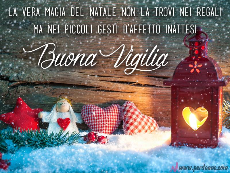 Frasi Auguri Di Buona Vigilia Di Natale.Immagini Mesi E Feste Perdonne