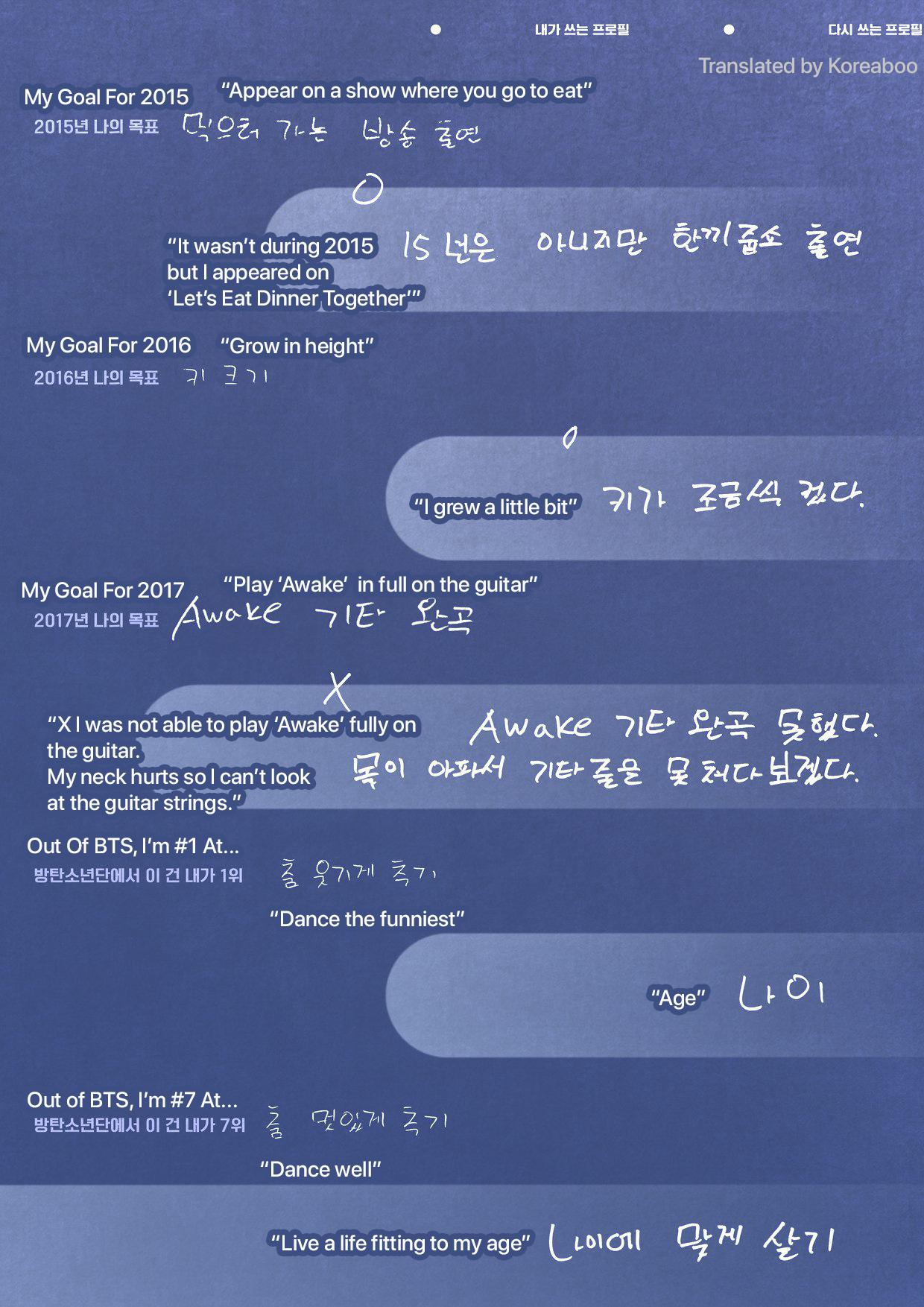 2019 bts festa profile jin 2