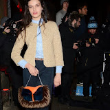 OIC - ENTSIMAGES.COM - Evangeline Ling at the YSL Loves your Lips party at the Boiler House London 29th January 2015