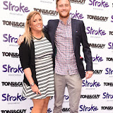 OIC - ENTSIMAGES.COM - Sammy and Toby Tarrant at the  2015 Life After Stroke Awards in London 25th June 2015   Photo Mobis Photos/OIC 0203 174 1069
