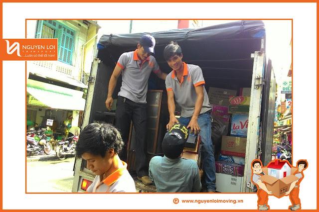 Thuê xe tải 2 tấn TPHCM
