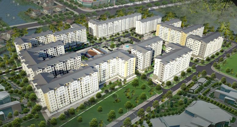 Ehome3 Nam Long – Tây sài gòn, quận Bình Tân