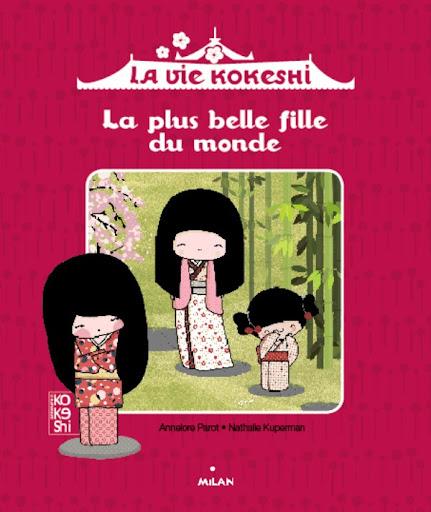 La Vie Kokeshi Annelore Parot Delivrer Des Livres