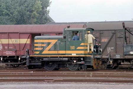9111 in Tounai op 19 augustus 1981