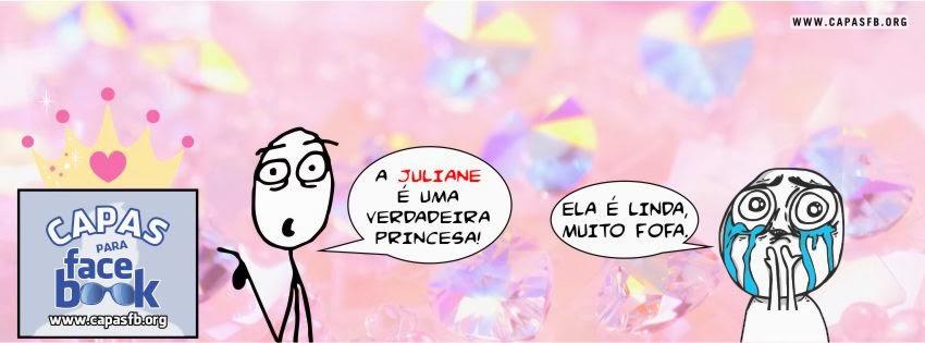 Capas para Facebook Juliane