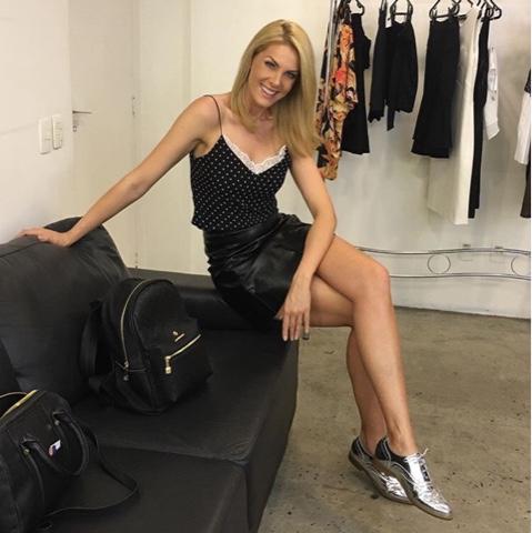 6bed3ac89606b Dicas da Thatynha  Ana Hickmann lança coleção de sapatos em parceria ...
