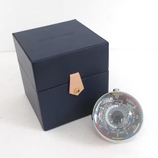 Louis Vuitton Escale Miniature Clock