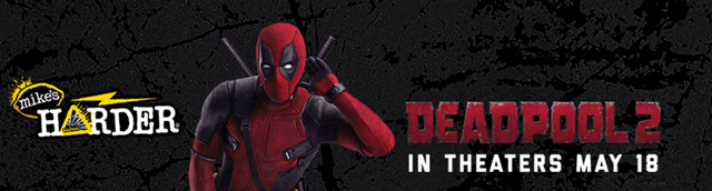Mike's HARDER to Open First-Ever Deadpool Pop-up Bars in NYC and LA - FOR FREE
