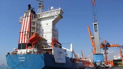 Kapal Bantuan Turki Gelombang ke 2 Untuk Gaza