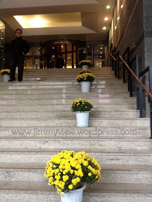 PJ Hotel Main Entrance