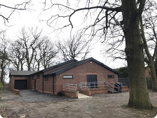 Wistaston Scout Group - new Scout  Centre