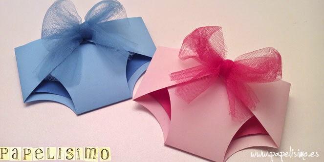 Tarjeta de pañal para baby shower - Papelisimo