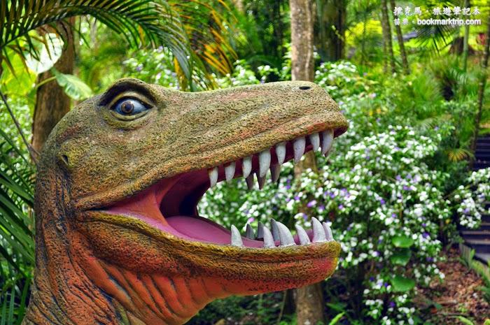 西湖渡假村恐龍世界