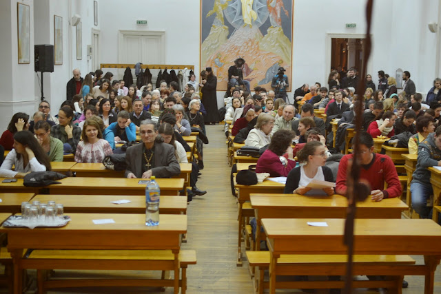 Seara cultural duhorvniceasca la FTOUB 025
