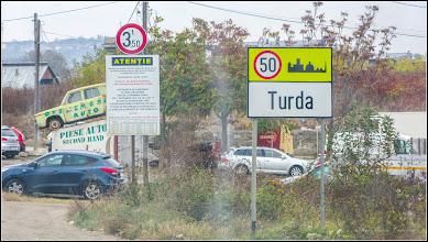 Photo: Turda - Str. Alba Iulia - 2018.10.22