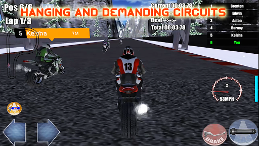 Moto GP 2018 ud83cudfcdufe0f Racing Championship 1.1 screenshots 7