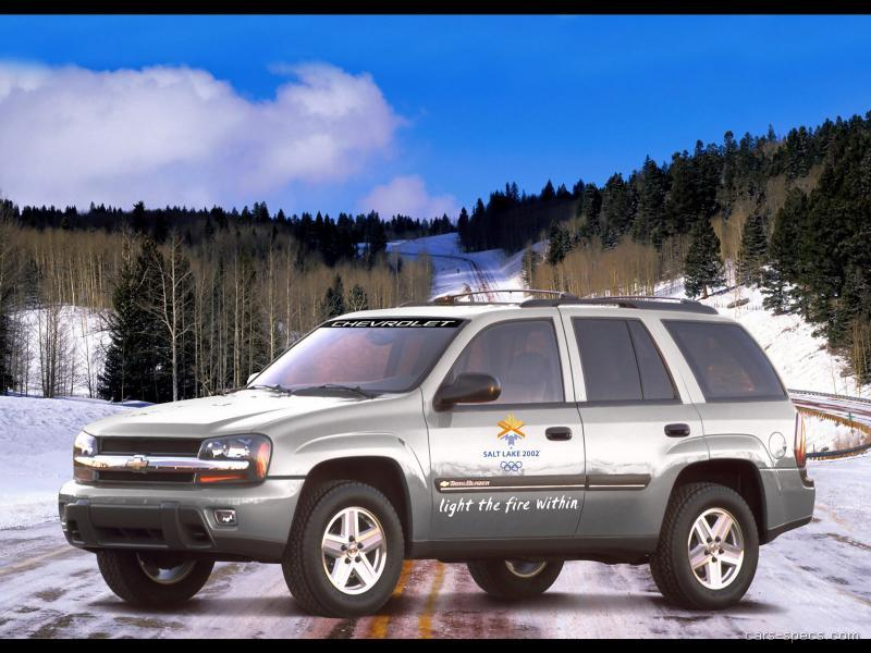2004 chevrolet trailblazer ext suv specifications. Black Bedroom Furniture Sets. Home Design Ideas