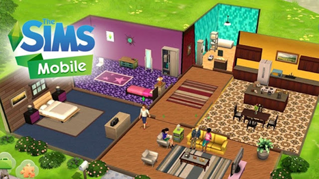 The Sims Mobile Çıktı