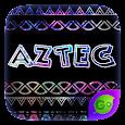 GO Keyboard Theme Aztec