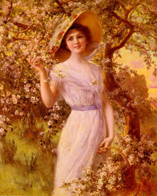 Emile Vernon - Cherry Blossom