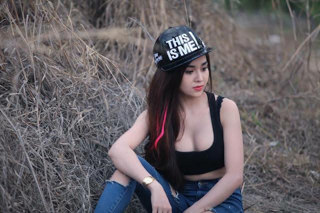 Bộ ảnh mới của DJ Ny Saki
