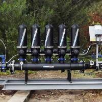 Kit de bombagem, filtragem e tratamento de água (Angola)