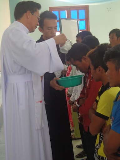 Mừng Chúa Phục Sinh – Giáo xứ Bà Râu 2016