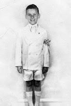 Photo: Robert F. Wagner, circa 1947.