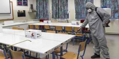 Γιάννενα: Επάρκεια σε μέσα καθαριότητας και απολύμανσης στα σχολεία