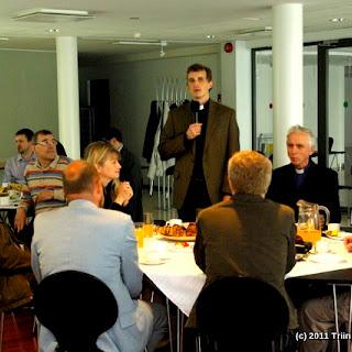 Tallinna pastorite palvushommikusöök