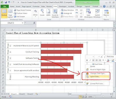how to delete legend entries in excel