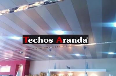 El mejor presupuesto de montadores techos Madrid