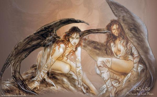Royo Vampires, Evil Creatures 2