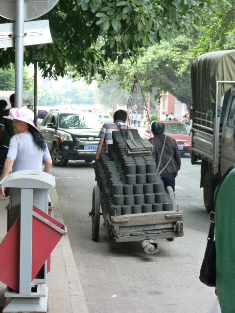CHINE SICHUAN.XI CHANG ET MINORITE YI, à 1 heure de route de la ville - 1sichuan%2B685.JPG