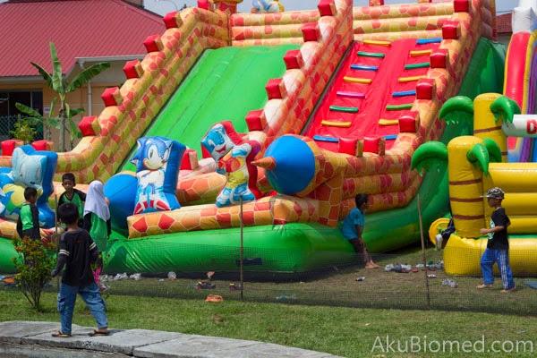 Suppa Doopa Bounce Balloon Kidzania