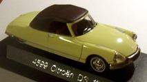4599 Citroen DS cabriolet 1958