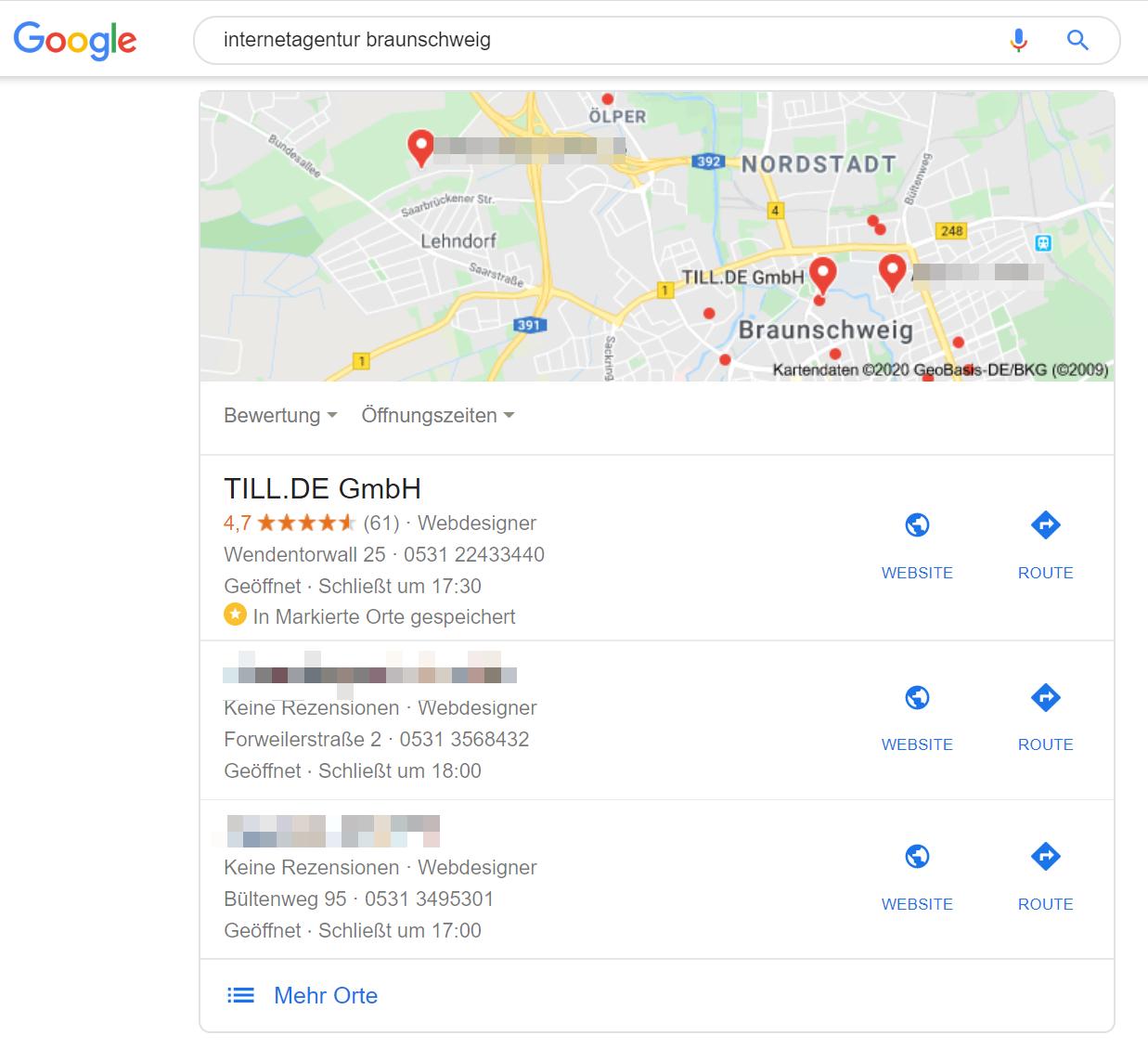 TILL.DE%2BGoogle%2BMy%2BBusiness%2BScreenshot%2B27-02-2020 Google My Business Workshop