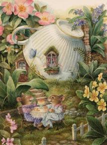 Сказочные кролики Сьюзен Вилер