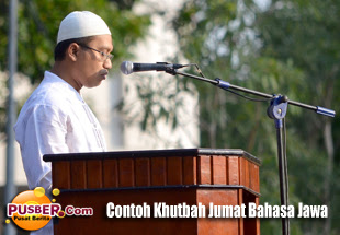 Contoh Khutbah Jumat Bahasa Jawa - pusber.com