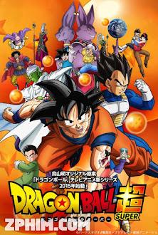 Bảy Viên Ngọc Rồng Siêu Cấp - Dragon Ball Super (2015) Poster