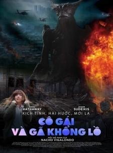Cô Gái Và Gã Khổng Lồ - Colossal (2017)