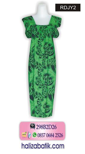 Busana Batik Modern, Model Baju Terkini, Grosir Batik, RDJY2