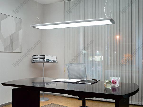 Plafoniere Led Ufficio : Lampade al neon per ufficio: a ufficio
