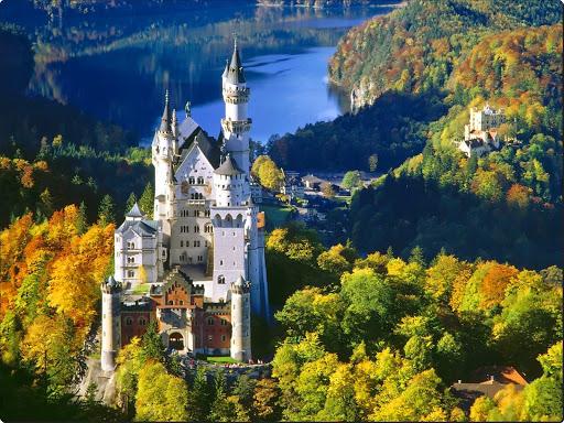Neuschwanstein Castle, Bavaria, Germany.jpg