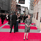 WWW.ENTSIMAGES.COM -   Nicola Walker  at      The Olivier Awards at Royal Opera House, Covent Garden, London, April 28th 2013                                               Photo Mobis Photos/OIC 0203 174 1069