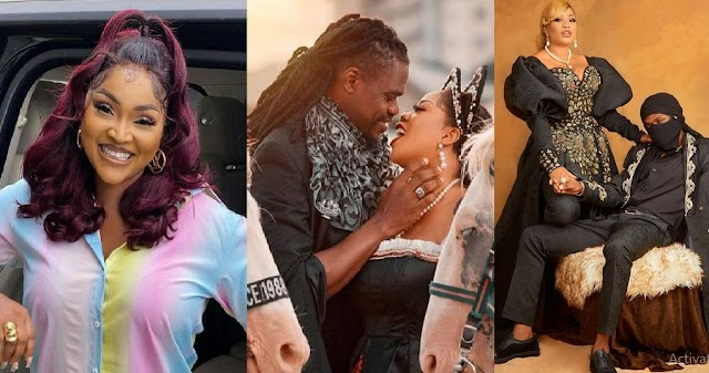 'I brought them together' Actress Mercy Aigbe speaks on Toyin Lawani's marriage to Segun Wealth